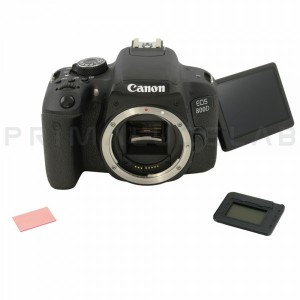 Modified DSLR with Baader BCF filter