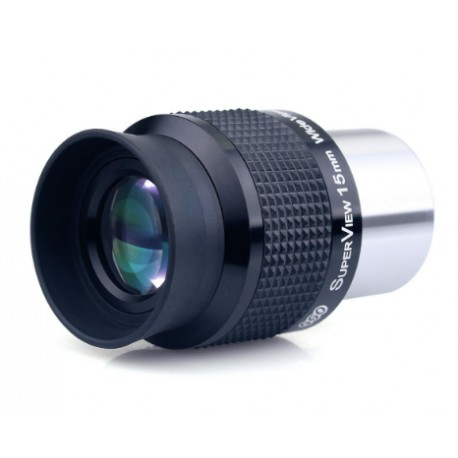 "GSO 1.25"" SuperView Eyepiece - 15mm"