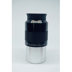 "GSO 42MM SUPERVIEW WIDE ANGLE EYEPIECE ERFLE 2"" - 60° FIELD OF VIEW"