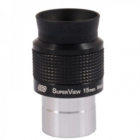 """GSO 1.25"""" SUPERVIEW 15MM"""