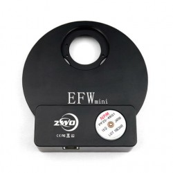 ZWO EFWmini (5 x 1.25 inch or 5 x 31mm)